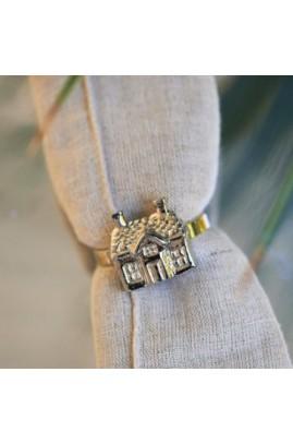 Pierścień Do Serwet Domek/RM Signature Napkin Ring-2531