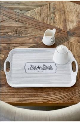 Taca Do Serwowania / Time For Drinks Tray 42,5x29