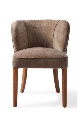 Krzesło Obiadowe RM / Weymouth Chair Velvet Olive-2258