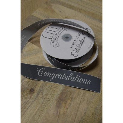 Wstążka RM Congratulation 38mm