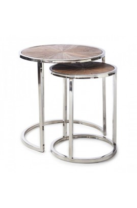Stoliki Greenwich 2 szt / Greenwitch End Table Set-2767