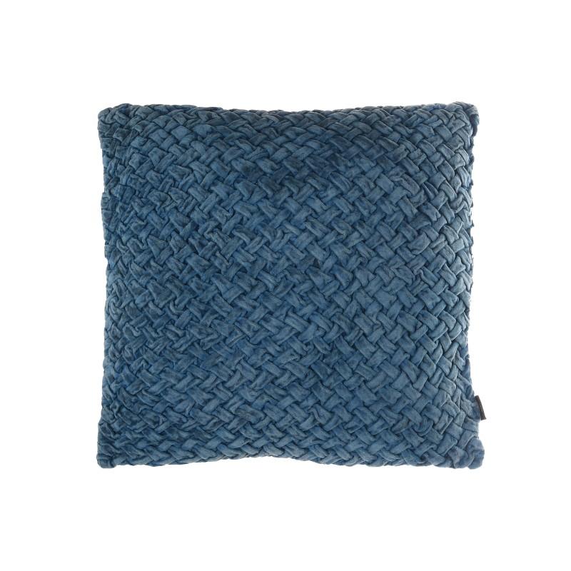 PODUSZKA PASTELLO 45X45 100% COTTON LT BLUE