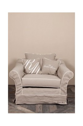 Fotel Kensington / Kensington Loveseat Natwhi