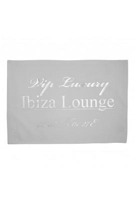 Podkładka Na Stół Ibiza White Vip Luxury 48x33