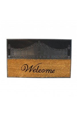 Wycieraczka BRAMA Welcome 45x75