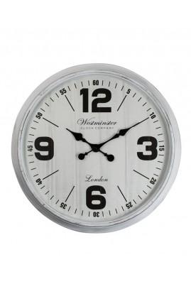 Zegar LONDON Biały 75 cm