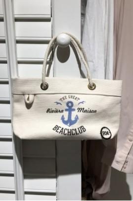 Bawełniana Torba RM /The Great Beach Club Mini Bag