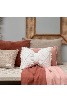 Poduszka Dekoracyjna Bliss Bow Riviera Maison