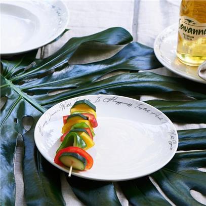 Talerz Śniadaniowy Chef's Table Riviera Maison