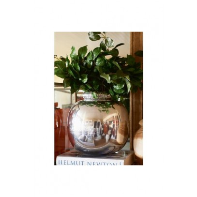Wazon srebrny RM duży / RM Classic Vase L-74