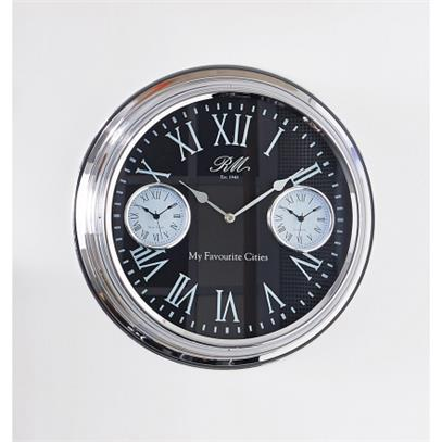 Zegar / My Favourite Cities Wall Clock-12