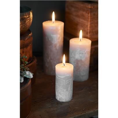 Świeca Sand 5x10 / Rustic Candle Desert Sand 5x10-713