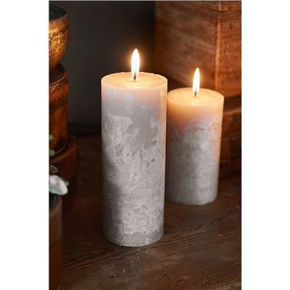 Świeca Sand 7x18 / Rustic Candle Desert Sand 7x18