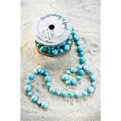 Dekoracja Koraliki Zielone /Decoration Beads green-557