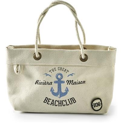 Bawełniana Torba RM /The Great Beach Club Mini Bag-2657