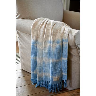 Pled RM / Summer Degradé Throw blue 170x130-506