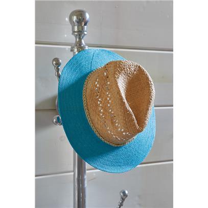 Kapelusz RM / Pretty Panama Hat blue-1441