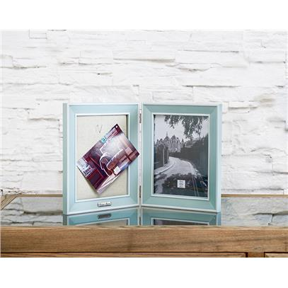 Ramka Na Zdjęcia /  Happy Memories Duo Photo Frame-1543
