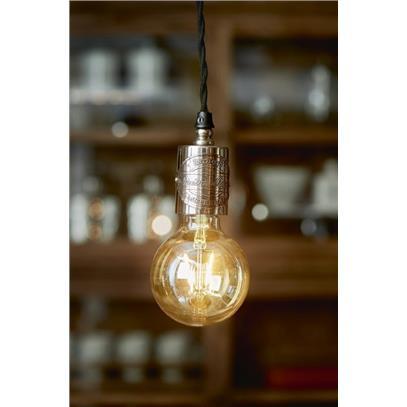 Lampa Wisząca Bedford/ Bedford Hanging Lamp silver-2302