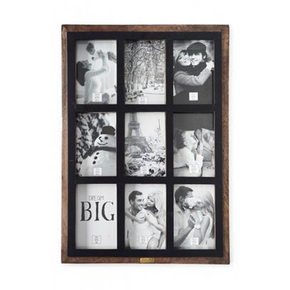 Multiramka 36x51 cm / Brendon Photo Frame L-2216