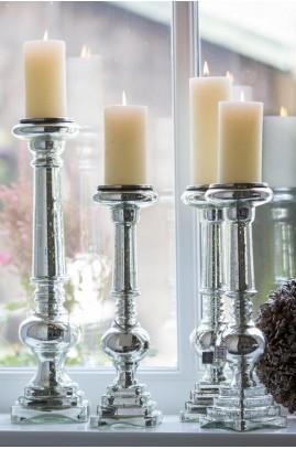 Świecznik Harold / Harold Square Candle Holder L-787