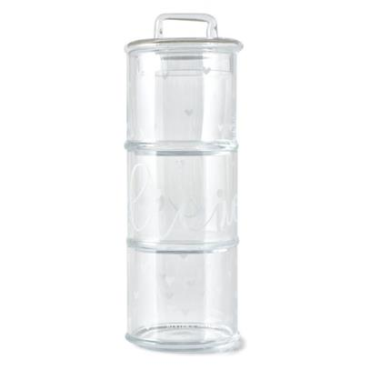 Słój Potrójny / Délicieux Storage Jar 3 Parts-2543