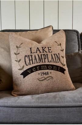 Poszewka / Lake Champlain Pill Cover 50x50