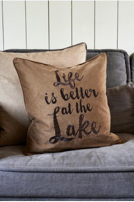 Poszewka / Lake Champlain Life is.. Pill Cov 50x50