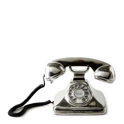 Dekoracja Telefon Classic 1960 Riviera Maison