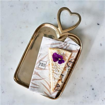 Taca Do Serwowania With Love Mini Serving Tray-3200