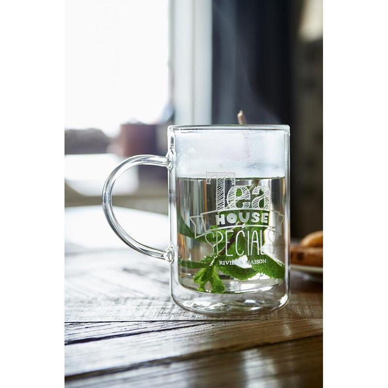 Kubek Szklany RM / Tea House Specials Mug-756