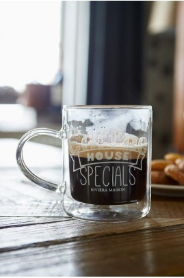 Kubek Szklany RM / Coffee House Specials Mug
