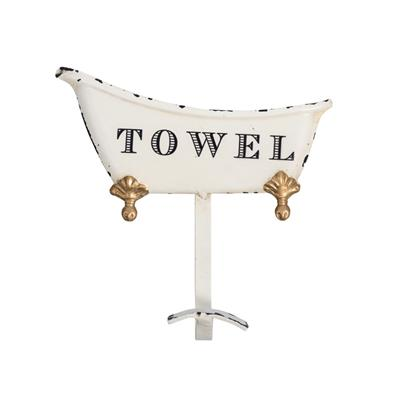 Retro Wieszak Towel Belldeco-3092
