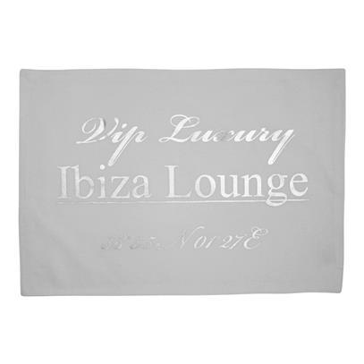 Podkładka Na Stół Ibiza White Vip Luxury 48x33-3114