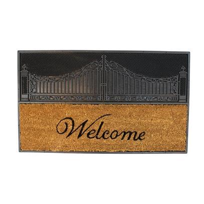 Wycieraczka BRAMA Welcome 45x75-3122
