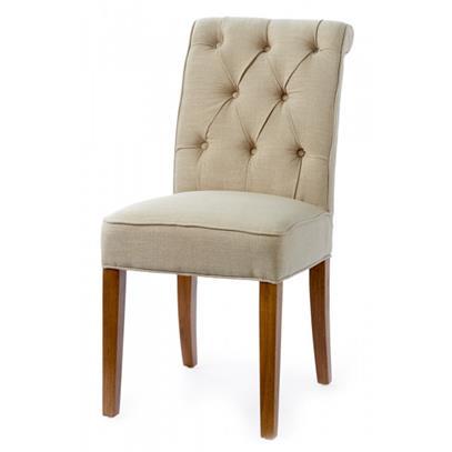 Krzesło Hampton Classic DC Linen Flax-2281