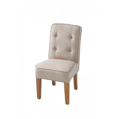 Krzesło dziecięce Cape Breton Linen Flax-2725