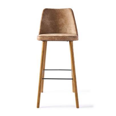 Hoker/ Krzesło Barowe VEGAS Camel Riviera Maison-3430