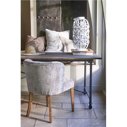 Stół Obiadowy Brooklyn Riviera Maison 160x80x78 cm-3005
