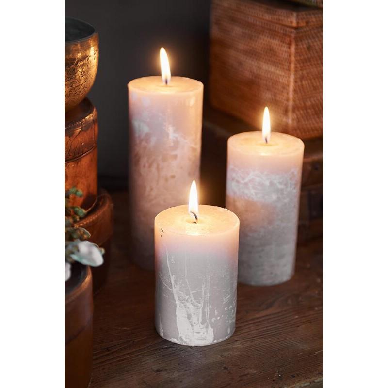 Świeca RM Sand/ Rustic Candle Desert Sand 7x10-707