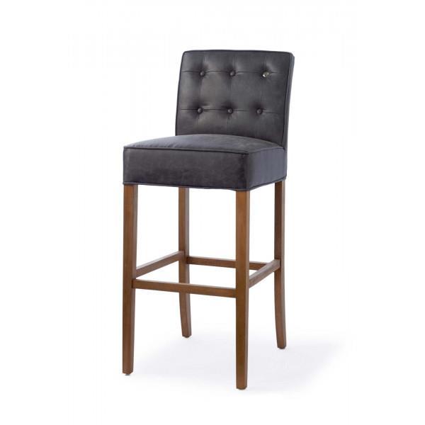 Krzesło Barowe / Cape Breton Pell Anthracite-2587