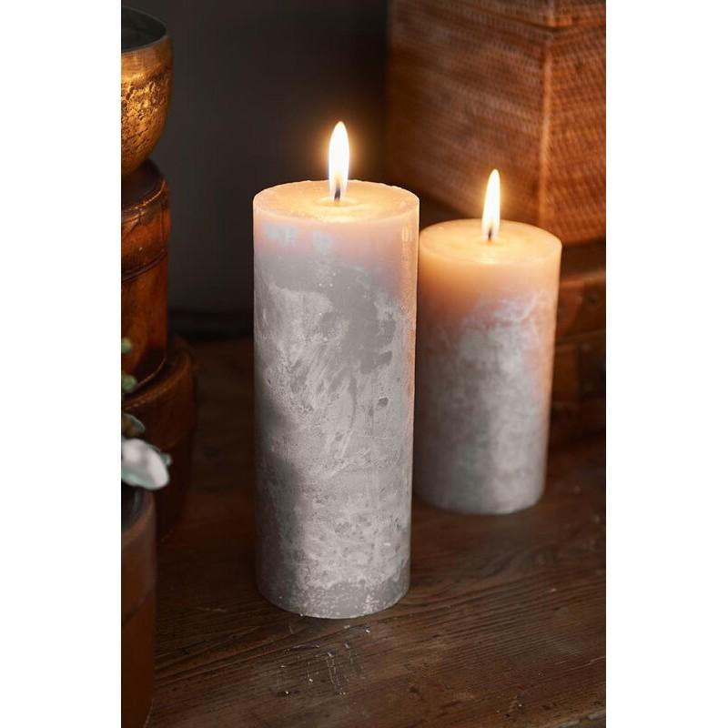 Świeca RM Sand/ Rustic Candle Desert Sand 7x18-701