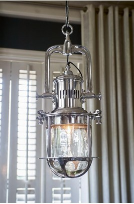 Lampa Latarnia / Boathouse Hanging Lamp