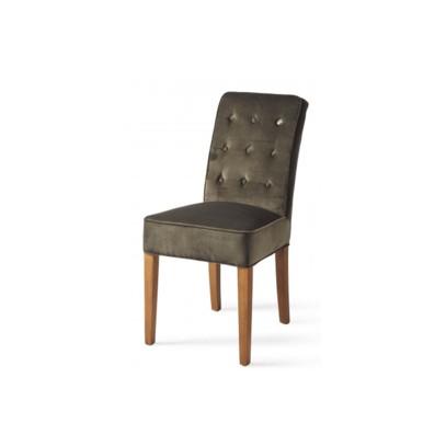 Krzesło Cape Breton Velvet SlGrey Riviera Maison