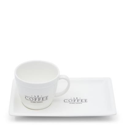 Filiżanka   Talerzyk RM 48 Coffee Riviera Maison-3587