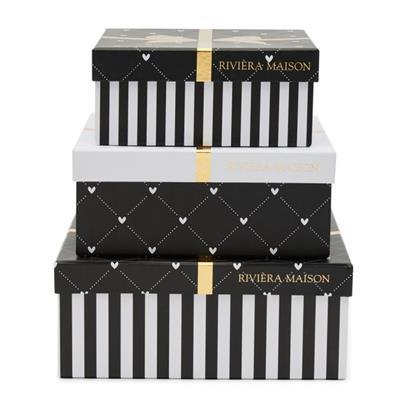 Pudełka Prezentowe Special Giftbox Square Set 3szt-3583