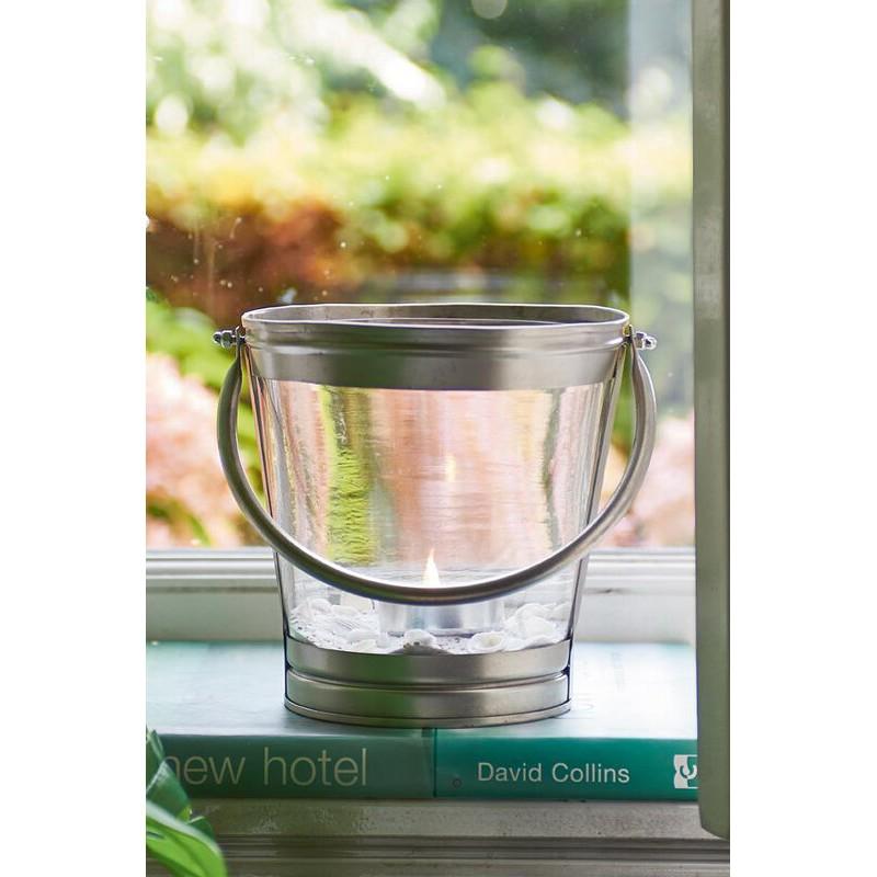 Lampion RM / Glass Bucket Lantern M-666
