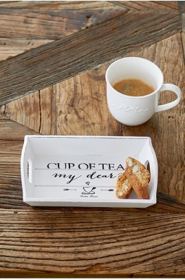 Mini Taca / St. Tropez Cup of Tea Tray