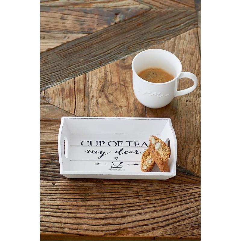 Mini Taca / St. Tropez Cup of Tea Tray-644
