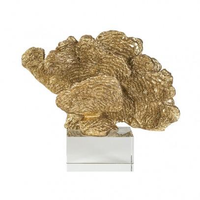 DEKORACJA KORALOWIEC Faux Coral Aryan gold / Richmond